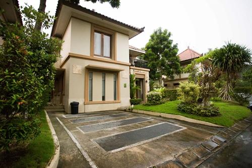 Villa Type Kuta