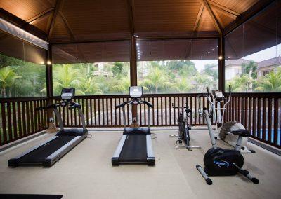 Fasilitas Villa-Gym (2)